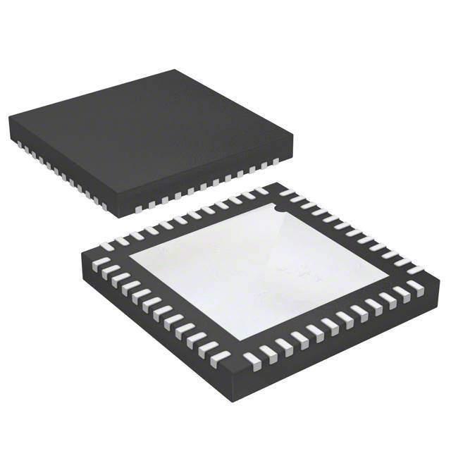 IC TXRX S-FSK PWR LINE 48VFQFPN - STMicroelectronics ST7580