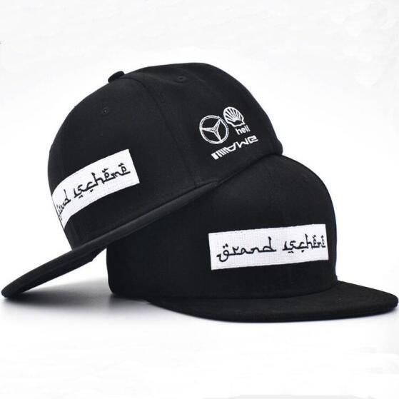 High Quality Customized BENZ Baseball cap