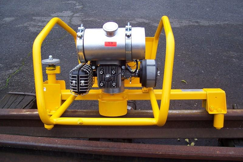 Machines for Track Works - Rail Profiling Grinders