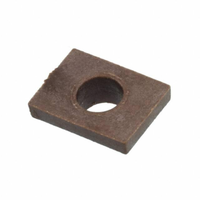 WASHER SHOULDER POLY SULFIDE - Aavid Thermalloy 7721-9PPS