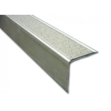 Nez de marche antidérapant escalier - Bord de Marche Aluminium