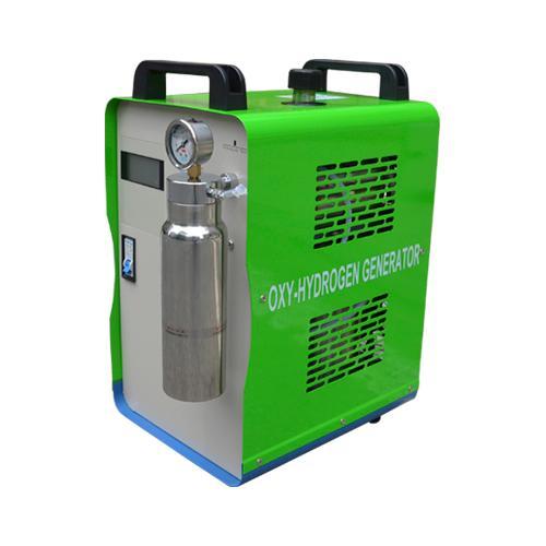 machine de soudure d'hydrogène de hho - OH100, hho, gaz marron, petit, portable, sécurité, soudage rapide, réduction des