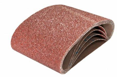 Schleifbänder für Holz / Fußboden, Metall KT62X - Körnungen: P16, P24, P36, P40, P50, P60, P80, P100, P120, P150, P180