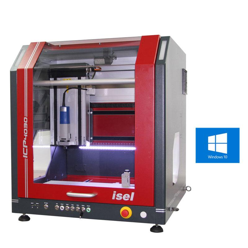SERIES ICP CNC-MILLING MACHINE (STEP) - The low cost CNC-Milling Machine for CNC milling or for other applications!