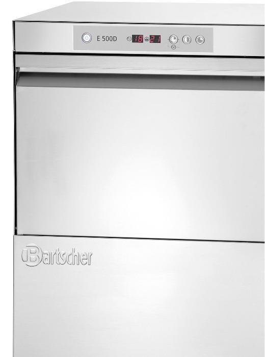 Spülmaschine E500D LPR - Art.-Nr.: 110512