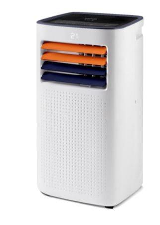 Climatiseur mobile Réversible,Ac9000ch, - Utilisation possiblepour 25m²,