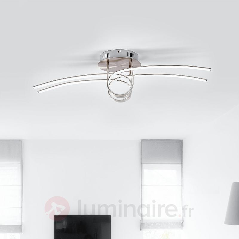 Plafonnier LED lumineux Eldin - Plafonniers LED
