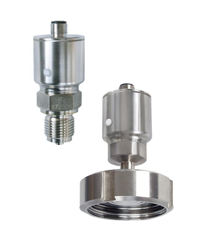 Pressure transmitter UNIVERSAL CA - threaded connection - Pressure transmitter UNIVERSAL CA - general applications