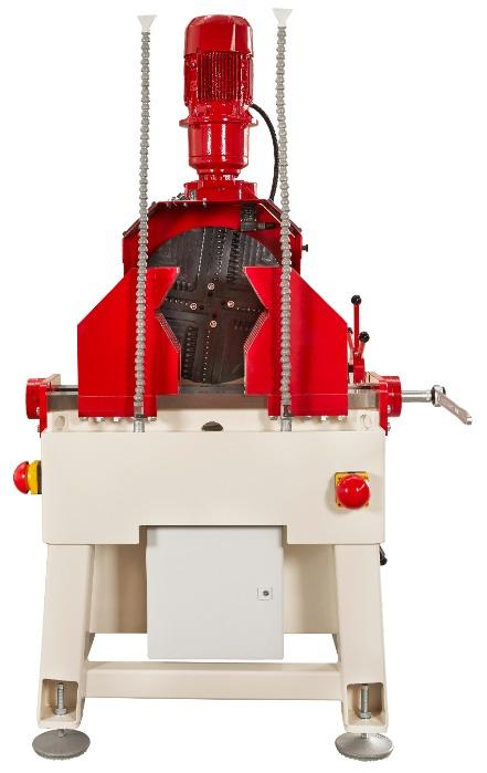 """Beaver 16 S Manual - Stationary Pipe Beveling Machine for Pipes up to OD 16"""""""