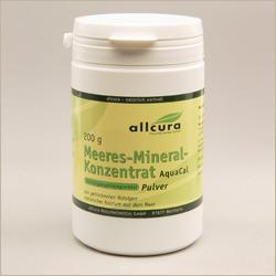 Meeres-Mineralkonzentrat Pulver (AquaCal) - Nahrungsergänzung