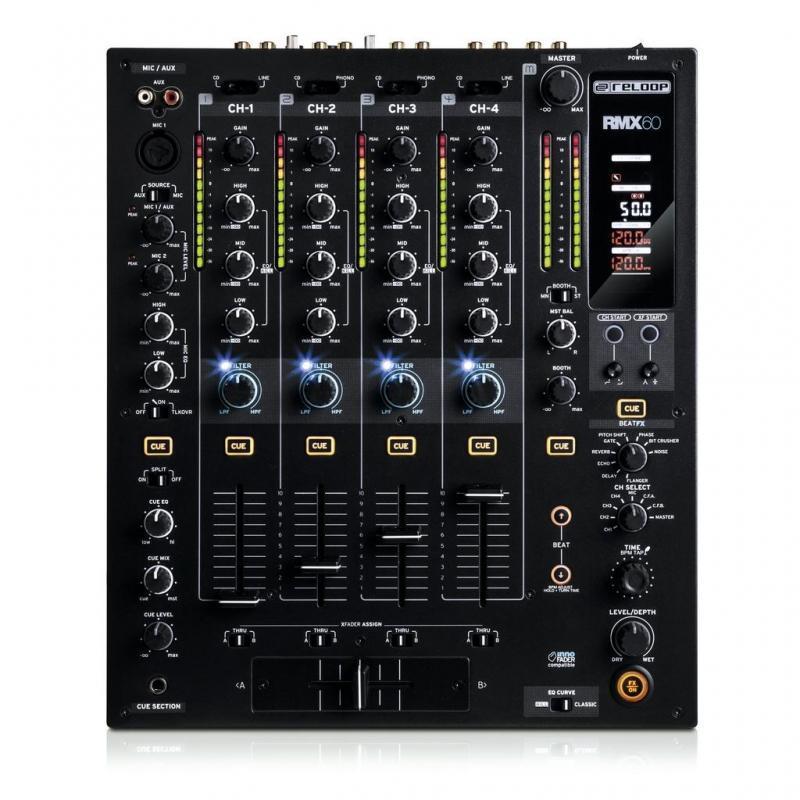 DJ-Mixer - Reloop RMX-60 Digital