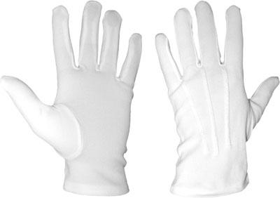 GANTS CEREMONIE NYLON - null