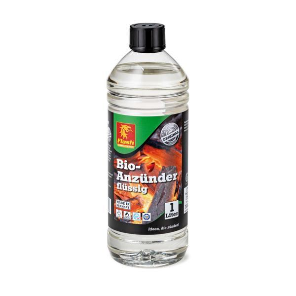 FLASH Bio-Anzünder flüssig 1000 ml -