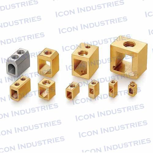 Brass Terminal - Brass Terminal used in Electrical Accessories