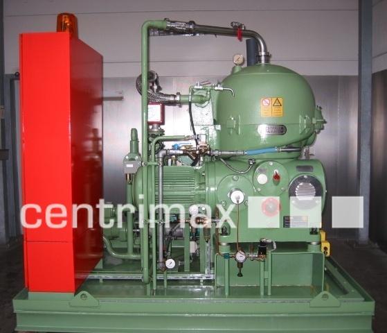 GEA Westfalia Separator Self-cleaning disc centrifuge - OSA 20-03-566