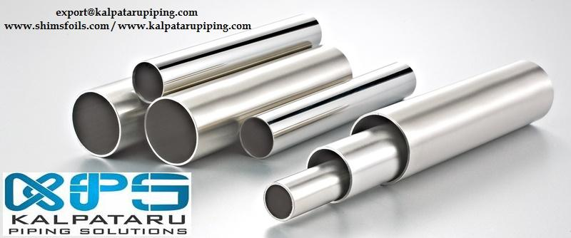 Stainless Steel 316 / 316L / 316TI Pipes & Tubes