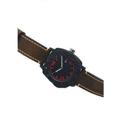 carbon fiber watch  - custom luminous real carbon fiber mechanical watch manufacturer in china