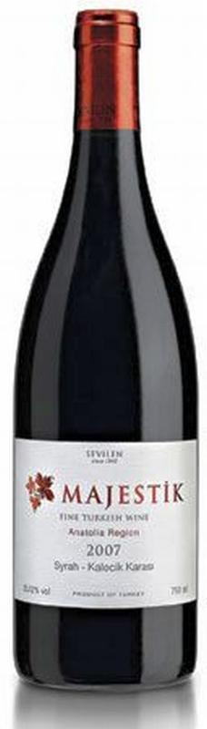 Vins - VIN SEVILEN MAJESTIK 75 CL X 12