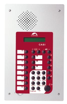 MPP CASI - Interphonie de sécurité (CASI)