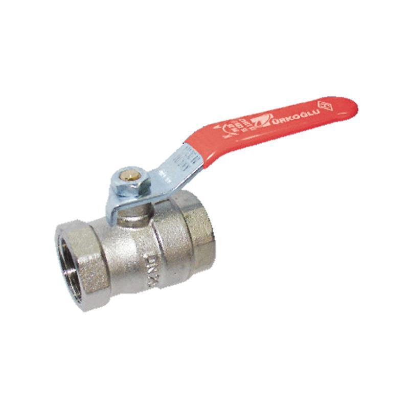 Válvula de bola  - Válvula de bola de latón (PN16 y PN25) DN15-DN100