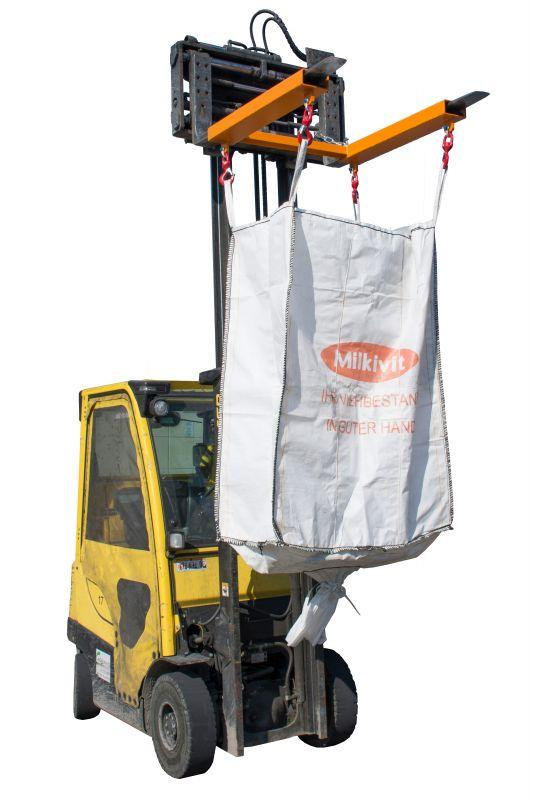 Palonnier pour BIG-BAG type TBB - Palonnier pour le transport de BIG-BAG