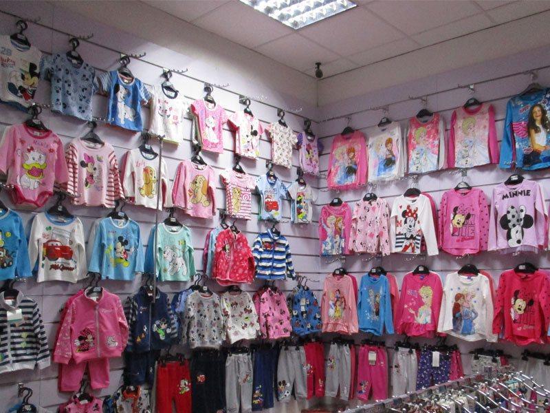 Childrens' wear - null