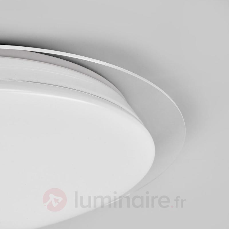 Plafonnier LED Tille, dimmable avec télécommande - Plafonniers LED