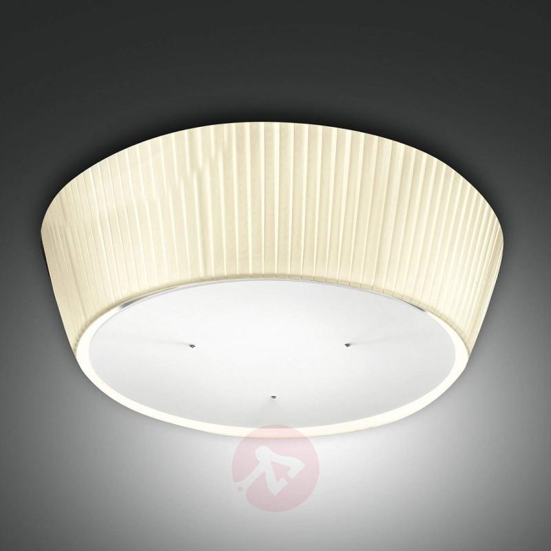 Dorotea Choice Designer Ceiling Light Beige - design-hotel-lighting
