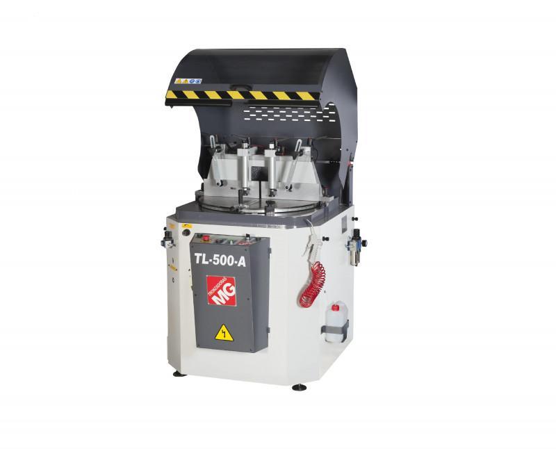 TL-500-A – Aluminiumkreissäge - TL-500-A – Halbautomatische Aluminiumkreissäge