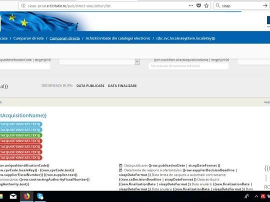 Traduceri comerciale - Traducere caiet de sarcini