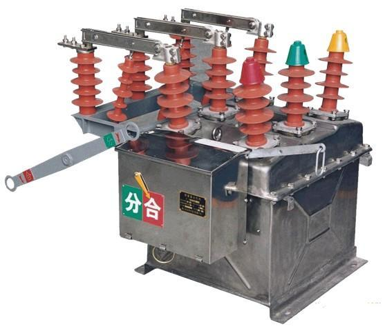 Interruptor de circuito de vacío al aire libre - Interruptores automáticos de vacío