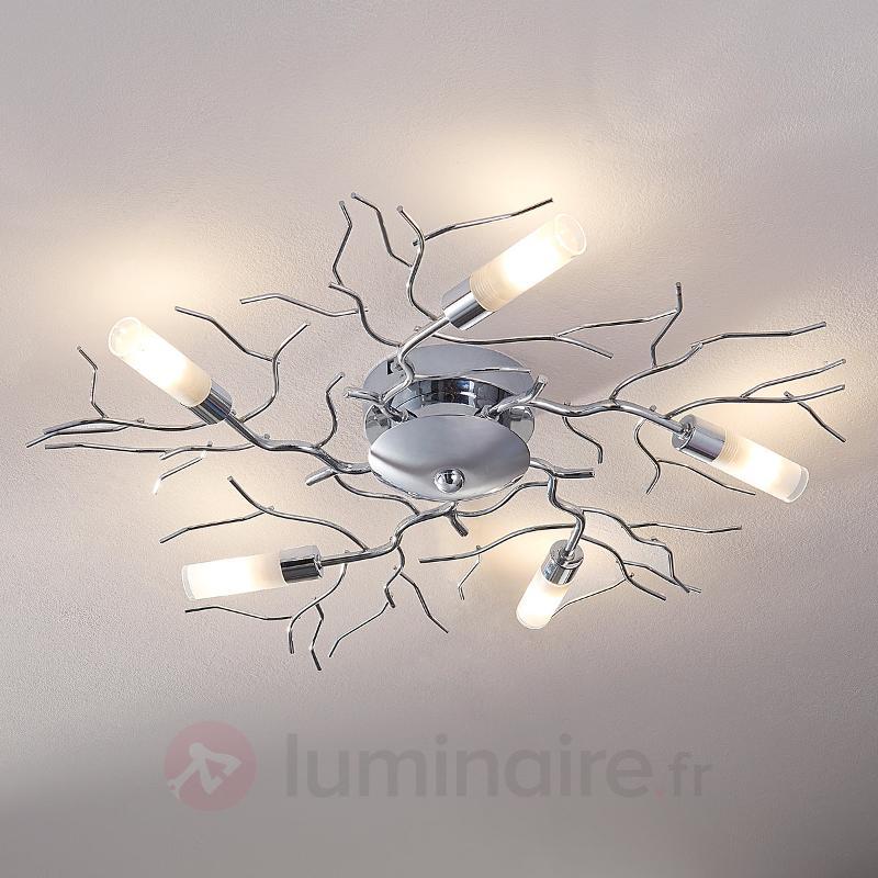 Plafonnier LED à branches Felicity - Plafonniers LED