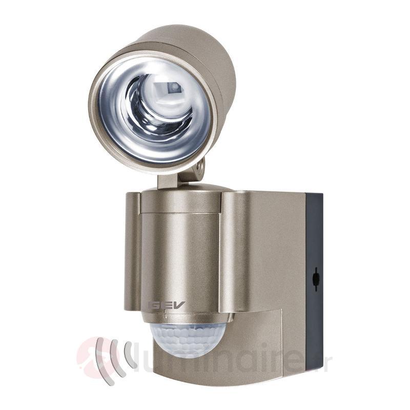 Applique LED sur pile LLL 140 avec détecteur - Projecteurs d'extérieur LED