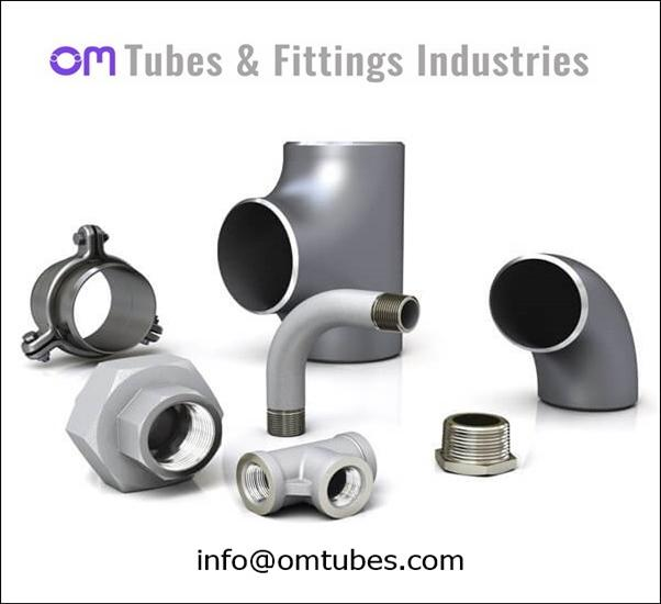 254 SMO Pipe Fittings - Butt Weld Fitting, Socket Weld Fitting