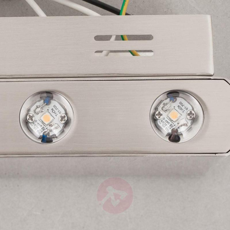 Dilara LED wall lamp with six-fold illumination - Wall Lights