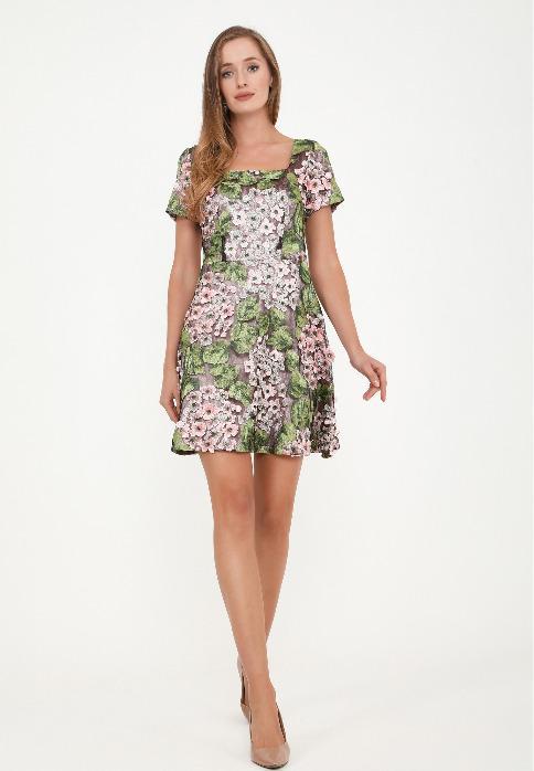 Women's dress - Women dress '' AGAVA '' PV5936-1411
