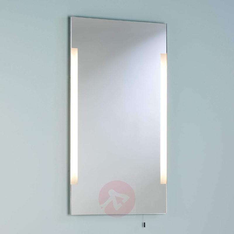 Imola 800 Wall Mirror with Integrated Lighting - Wall Lights