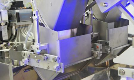 Filling Weigher OPTIMA DF - Filling Weigher OPTIMA DF: Powdery, granulated and grainy products