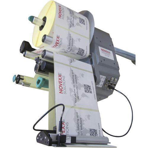 Etikettiermaschine ALS 209 - Etikettierer / breite Etiketten / robust / präzise / flexibel / zuverlässig
