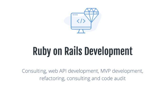 Ruby on Rails Development  -
