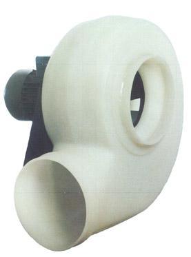 Ventilateur centrifuge à volute plastique