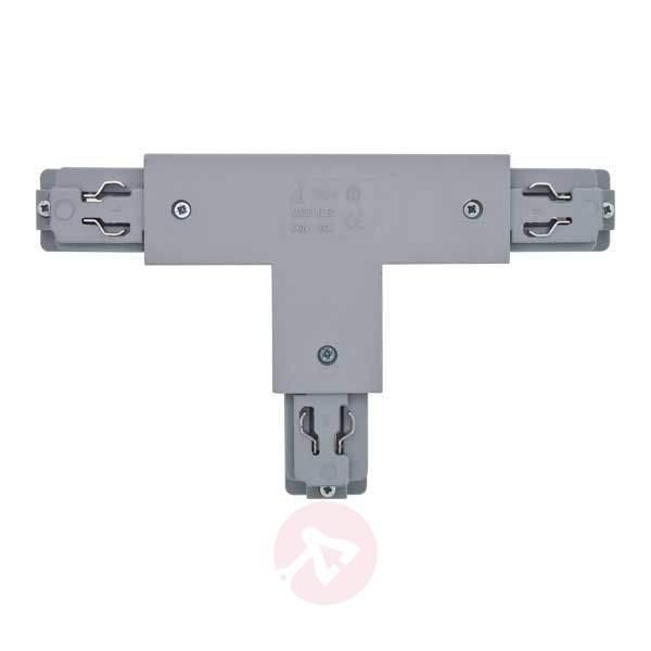 T connector for 3-circuit track systems - 3-Phase Track