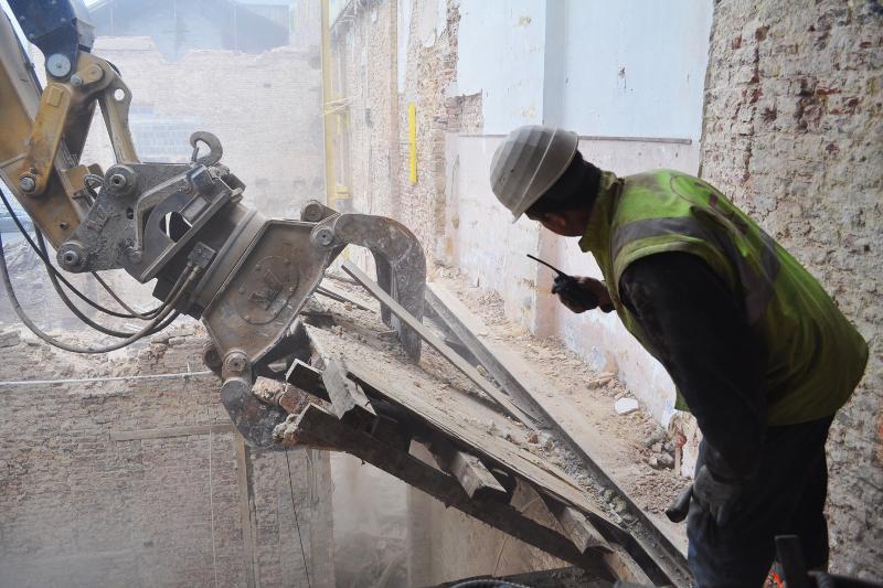 Travaux de démolition - Efficacité, précision et sécurité