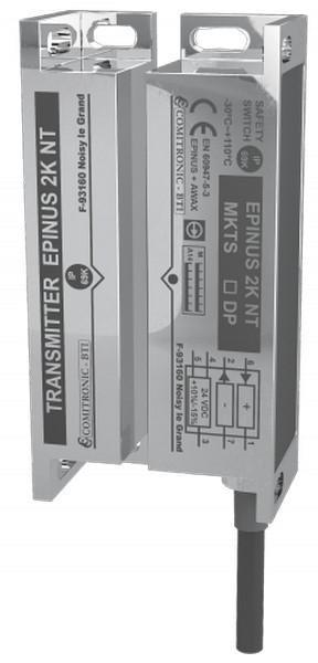 Contrôle la position des portes/carters de machines dangereuses - EPINUS 2K NT MKTS