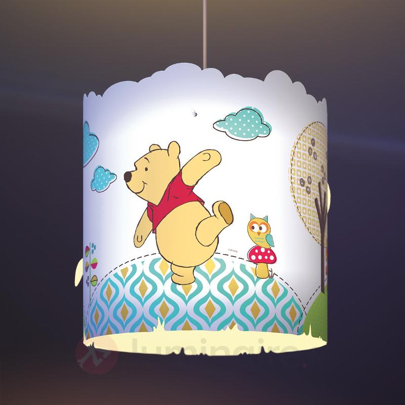 Jolie suspension pour enfant Winnie l'ourson - Chambre d'enfant