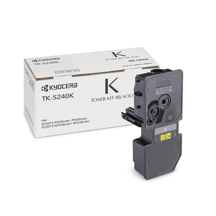 Orijinal Kyocera Mita Toner siyah  - Kyocera 1T02R70NL0 Standard verimli