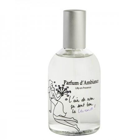 Parfum d'ambiance - Parfum d'ambiance Lavande 100ml