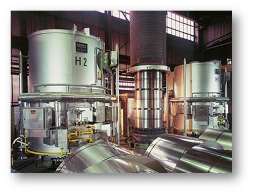 Laminage à froid d'acier - Notre site de production : GIEBEL
