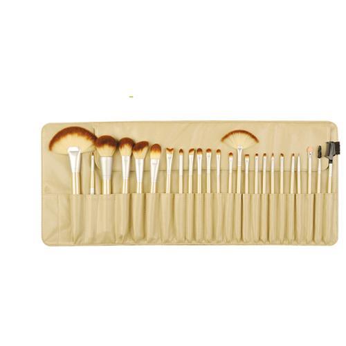 Fabulous 22PCS Elite Synthetic Makeup Brush Set - PMS-19