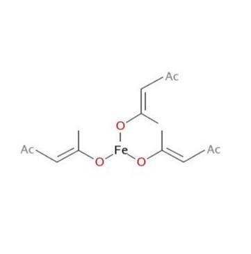 Железо (III) ацетилацетонат - CAS: 14024-18-1